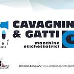 Cavagnino & Gatti - Leading in labelling machines