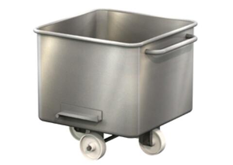 Billige Kødvogn - ekstra solide med kraftige bundplade
