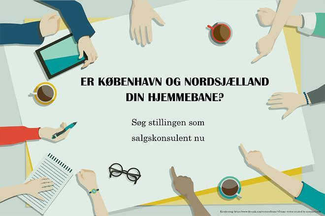 Q Foods søger salgskonsulent til København og Nordsjælland