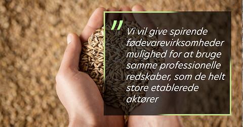 Digitalt værktøj til danske startups - Digitalt værktøj til danske startups