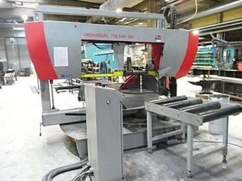 Nye & brugte båndsave købes & sælges af stålspecialisten