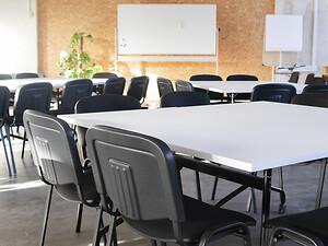 kontorindretning case mødelokale kontor ervherv