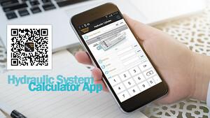 hydraulic system calculator app