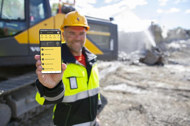 Skandinaviens mest använda dokumentationssystem för bygg- och anläggningsbranschen.