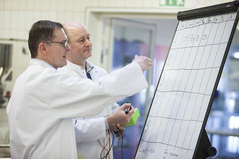 Produktionsoptimering - AU i Innovation, produkt og produktion