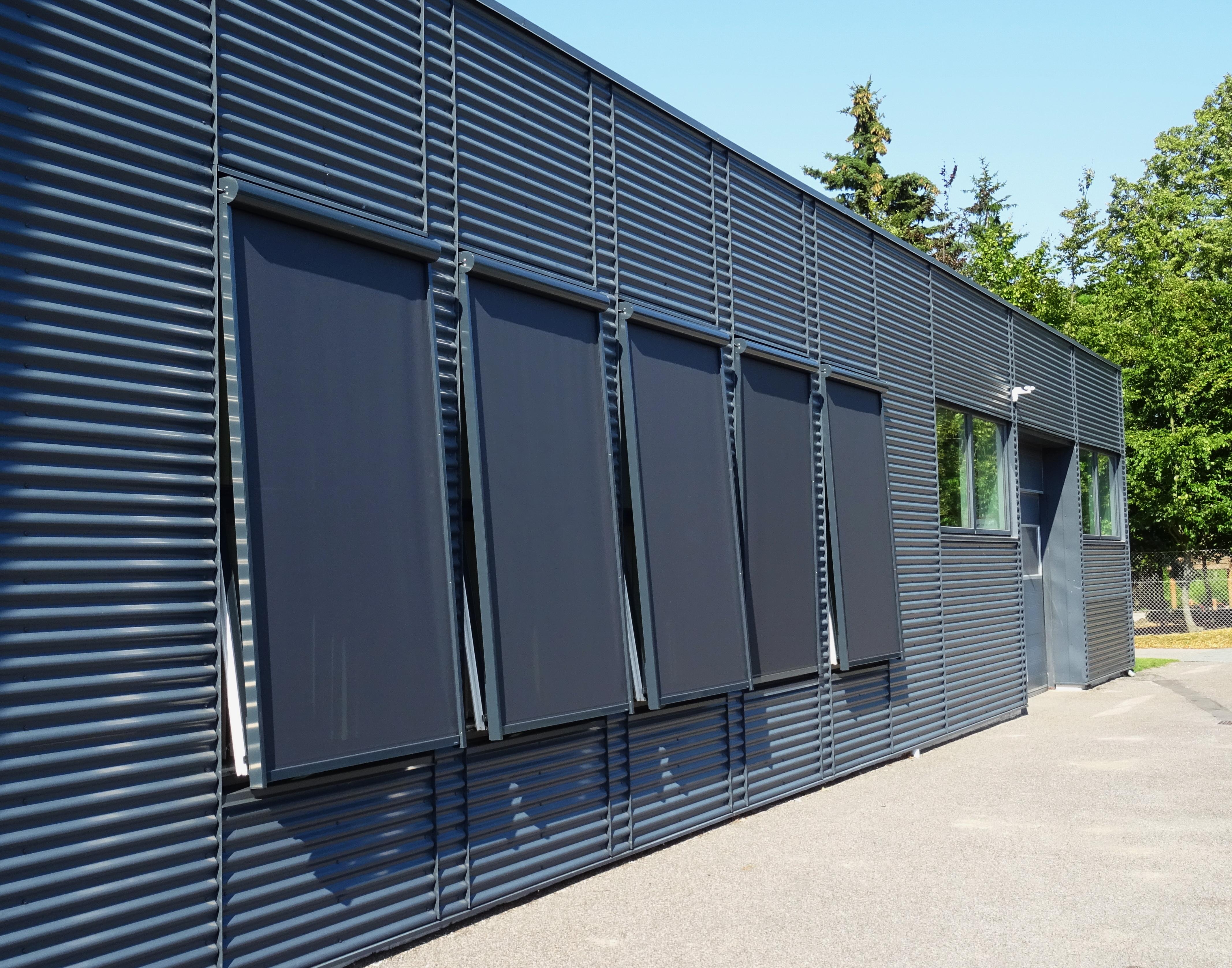 solafskærmning Styring af solafskærmning er en kompleks udfordring   Building  solafskærmning
