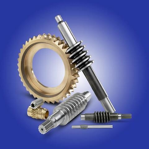 Tillverkning av Snäckskruvar och snäckhjul - Tillverkning av Snäckskruvar och snäckhjul