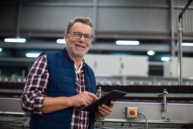 Digitalisering af produktion handler i bund og grund om at skabe et godt data-fundament, som virksomheden kan bruge til at kontrollere, planlægge, analysere og procesoptimere produktionen med.