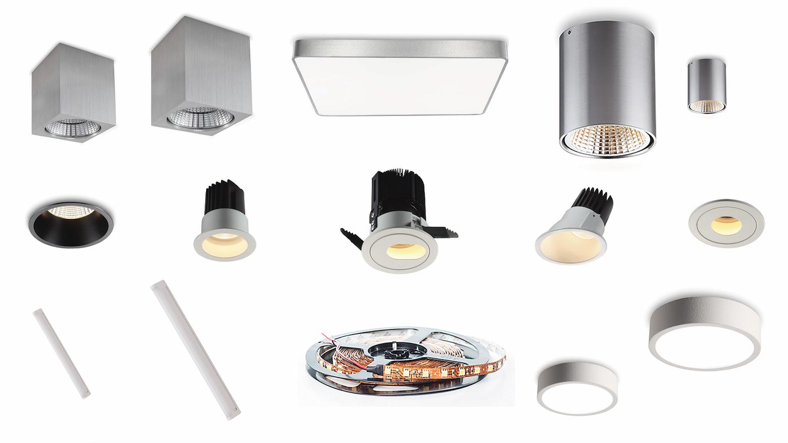 LED lamper køkken - Building Supply DK