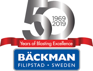 Bäckman Blästermaskiner 50 år