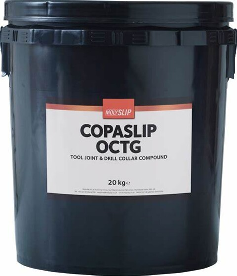 Copaslip™ OCTG Tool joint and drill compound