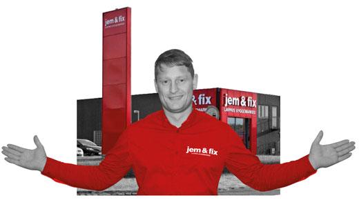 Jem& Fixåbner ny butik i Randers RetailNews
