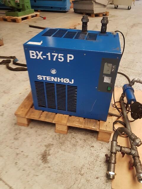 STENHØJ  BX 175 P