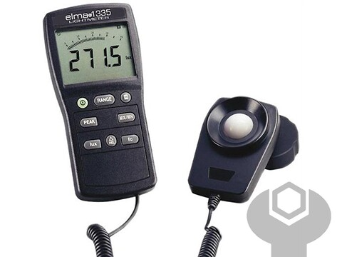 Luxmeter digital 1335 elma