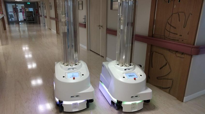 UVD Robots opjusterer efter tre vilde måneder