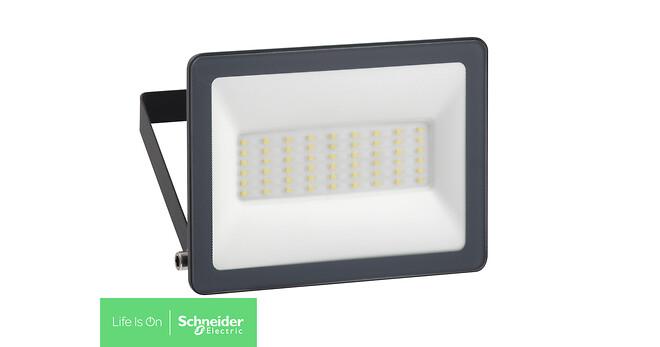 Mureva fra Schneider Electric er belysning i særdeles høj og vejrbestandig kvalitet