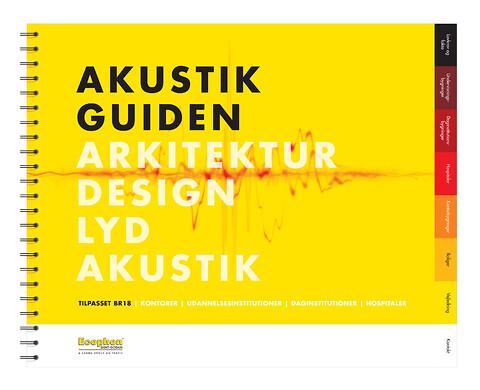 Nemt overblik over alle myndighedskrav med Akustikguiden - Akustikguiden er den nye definitive håndbog, der beskriver reglerne om akustik i forskellige slags byggerier, og hvordan man skaber det bedst mulige akustiske indeklima.