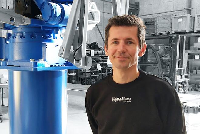 Ny projektleder til PanPac Engineering