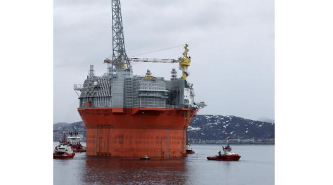 1f0931b8b Olje- og gasseksporten i Nord-Norge større enn all annen eksport til ...