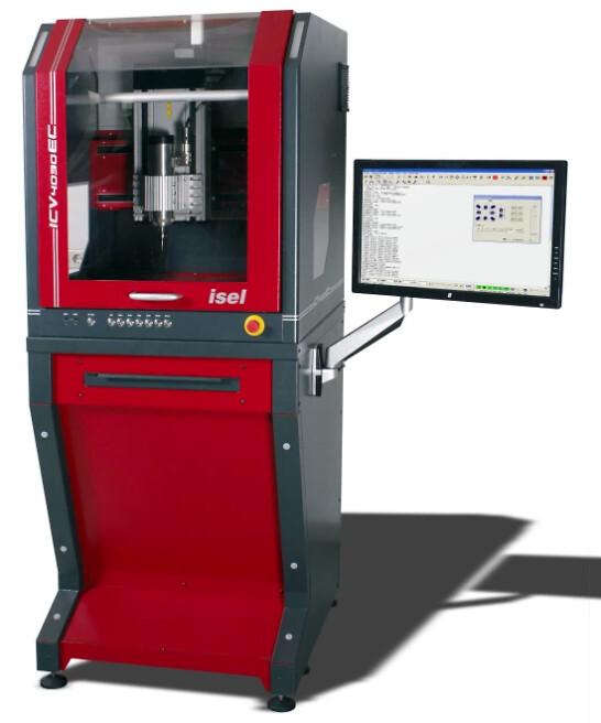 Här är allroundmaskinen för CNC-bearbetning - Verkstäderna