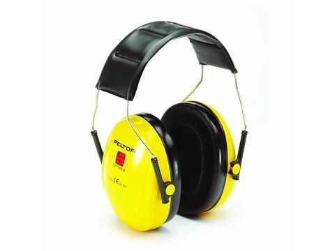Høreværn peltor optime i - gul - 3M