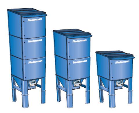 Nederman filtermax DF Industrifilter fra Norclean AS