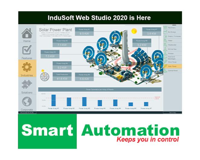Indusoft Web Studio 2020