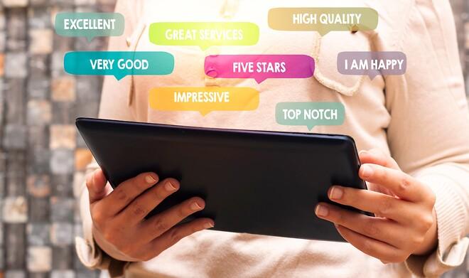 Hvordan klarer dine konkurrenter deres elektroniske samhandel?