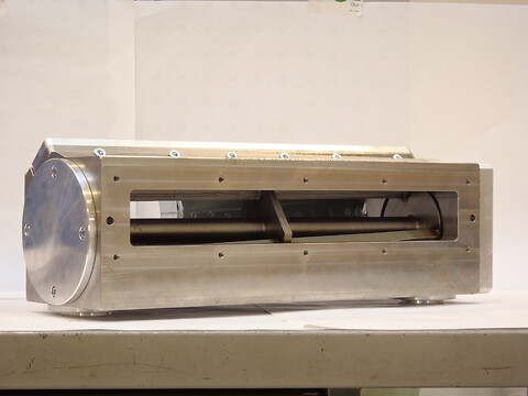 Granulator GR420 - Lundberg Tech GR420