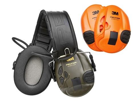 Høreværn peltor sporttac - 3M