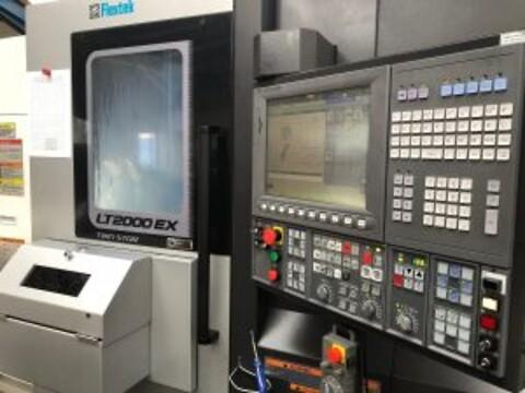 Maskinpark hos CNC-Team A/S