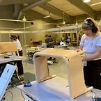 DM i Skills 2020 Møbelpolstrer