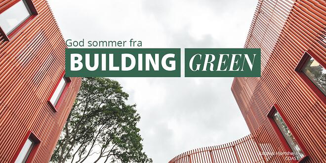 God sommer fra Building Green København & Build in Wood 2020
