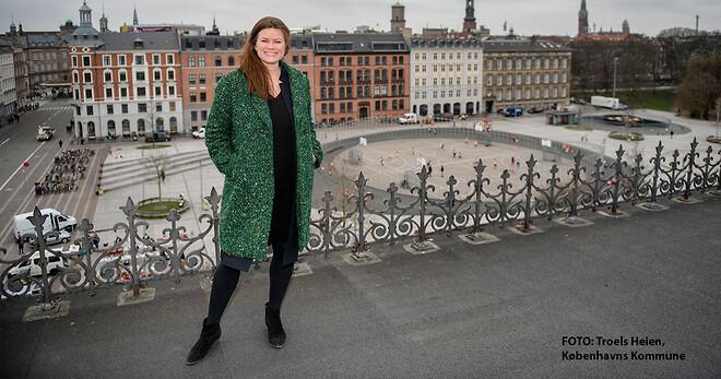 Camilla van Deurs taler om fællesskab og bæredygtighed til Building Green