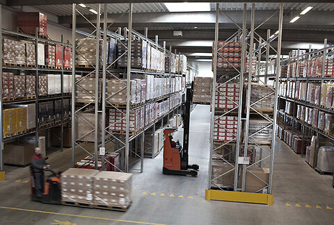 Lagerhotel - lagerhotel danske fragtmænd lagerdistribution