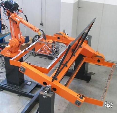 ABB svets robot IRB1400 M2000