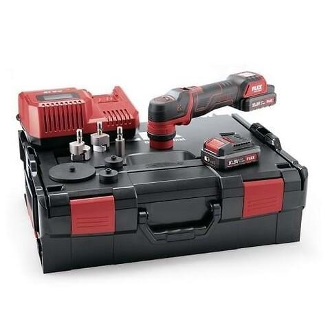 Akku Polermaskine, FLEX PXE 80 10.8-EC/2,5 - polermaskine akkupolermaskine poleringsmaskine akkumaskine batteripolermaskine