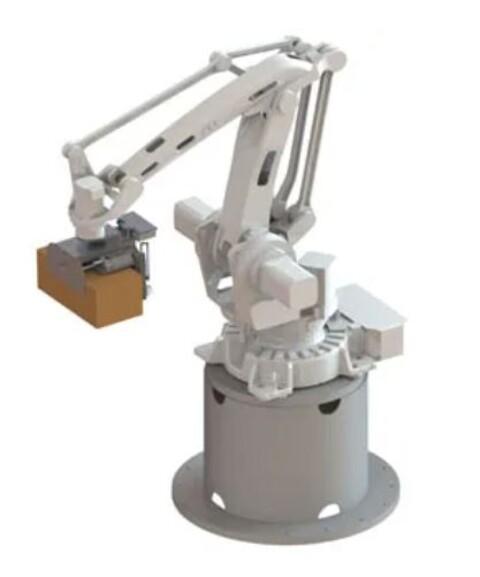 RoboPall™ De-Palletering levers av RobotNorge