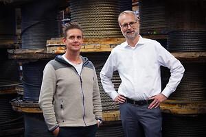 Magnus Nordström, Klätterteknik och Håkan Donnerlid, CERTEX