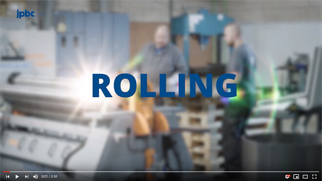 Valsning/Rolling jpbc