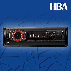 Radio till fordon, Maskinradio