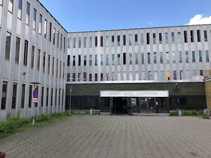 Pro Ventilation.Sankt Annæ Gymnasium