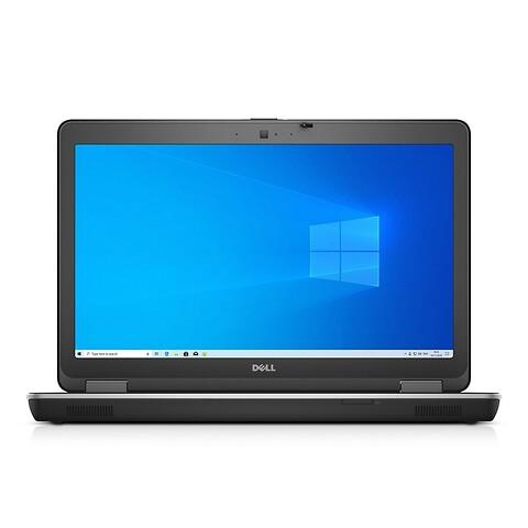"""15"""" dell latitude E6540 - intel i7 4800M 2,7GHz 256GB ssd 8GB Win10 pro - grade a - bærbar computer"""