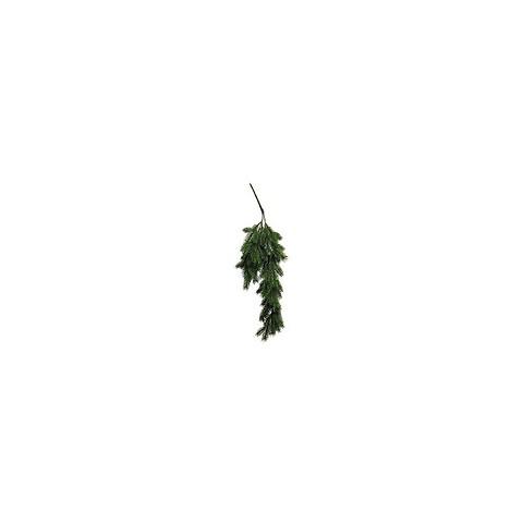 Granhænger, nisse, 65cm, kunstig gran