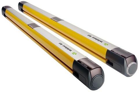 Wieland Electric præsenterer sikkerheds lysbomme serie SLD.