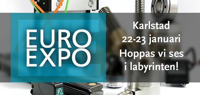 Euro Expo i Karlstad , Acumo, hegstler, siko, nsk