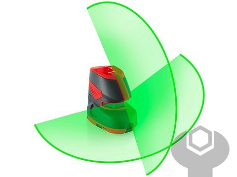 Streglaser lino L2G+ grøn leica