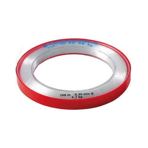 Nylontråd/fiskesnøre, 0,35mm, max 5,7kg