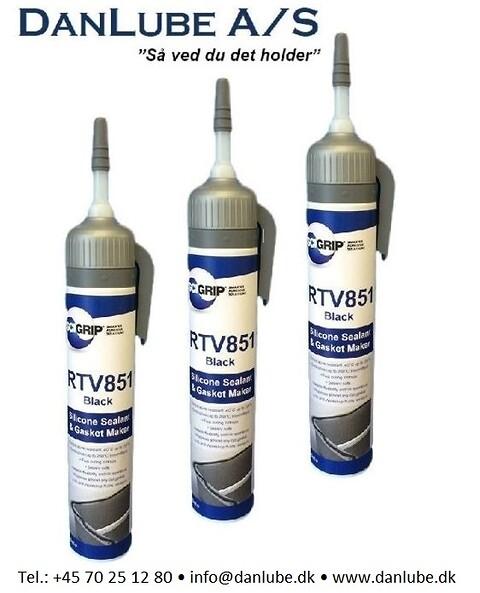 RTV851 flydende pakning