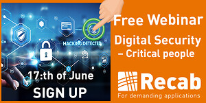 Free webinar: Strengthen your Digital Security today – Critical people